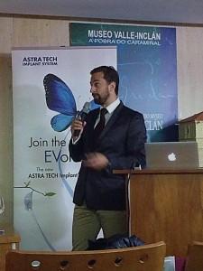 presentacion del Dr. Van de Velde